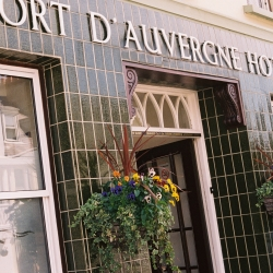 Fort d'Auvergne Hotel frontage
