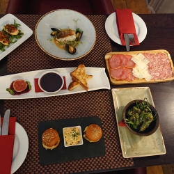 Selection of Small Plates