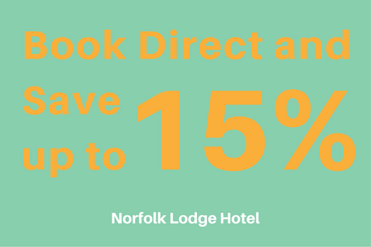 Norfolk Lodge Hotel - Direct Only Advanced Purchase Discounts